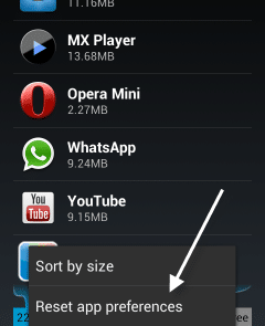 reset-app-preferences-in-android