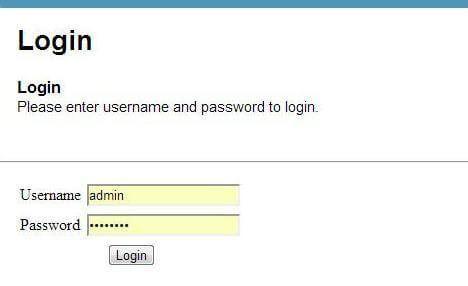 change username and password of wifi router