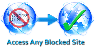 How To Access Blocked Websites On Our PC Or Mobile