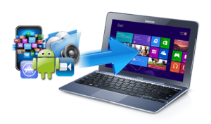 How To Transfer Files From Android To PC Without USB Cable