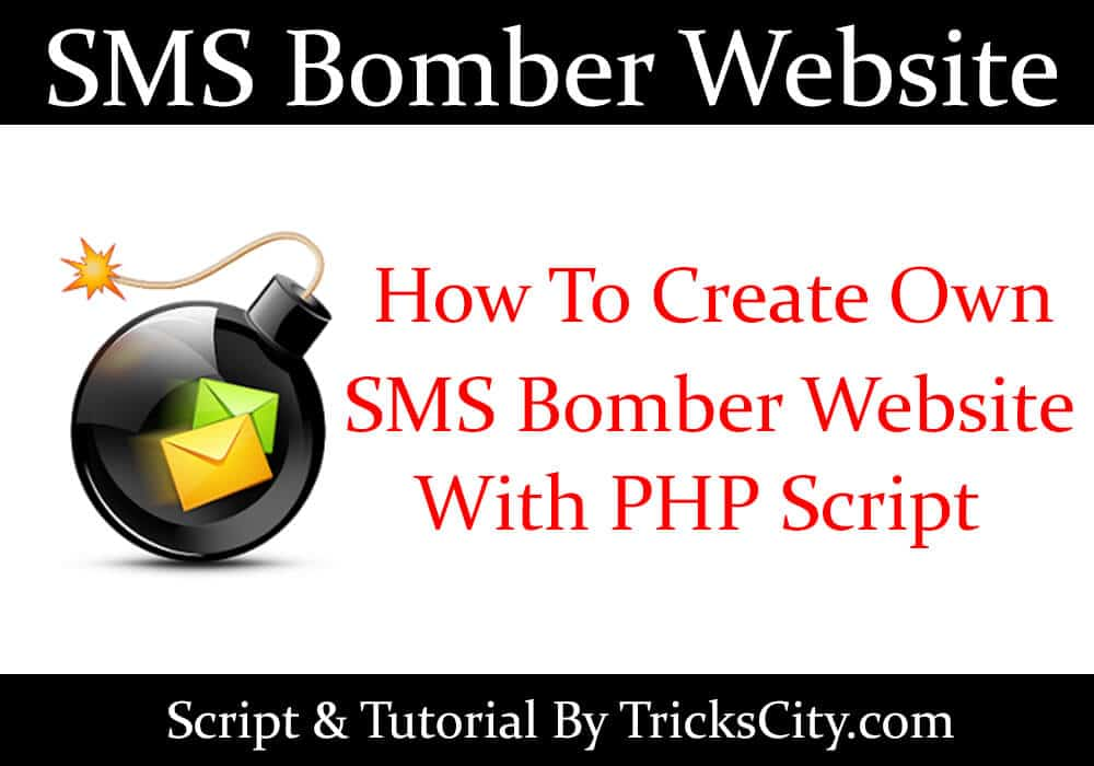create-own-sms-bomber-website-with-script