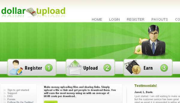 dollarupload-ppd-site
