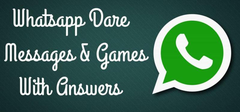 whatsapp ousam mensagens e jogos