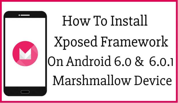 How To Install Xposed Framework