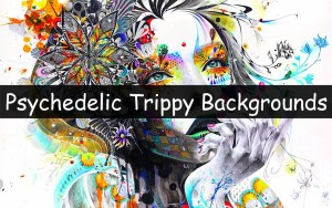 100+ Best Psychedelic & Trippy Backgrounds HD To Use As Wallpaper