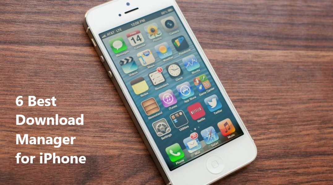 6 Best Download Manager for iPhone