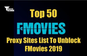 Fmovies proxy site list