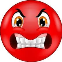 Angry Whastapp DP Download