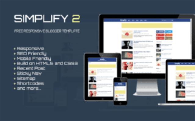 simplify2 template download