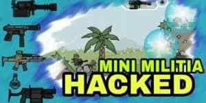 Mini Militia hacked v3.0.147 with MMsuperPatcher v1.5 (Live MOD)