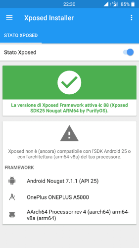 Xposed Framework For Nougat Proof