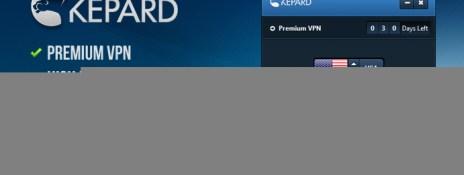 Kepard Premium VPN Accounts