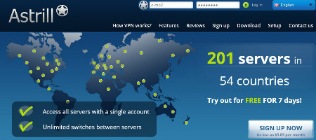 Astrill VPN Review 2015 Best VPN For P2P Media Streaming Web Surfing