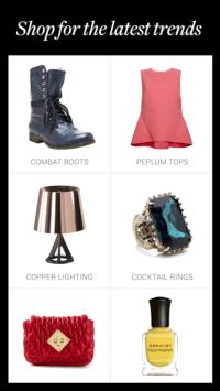 Fashion Style App