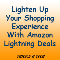 Amazon lightening deals offers