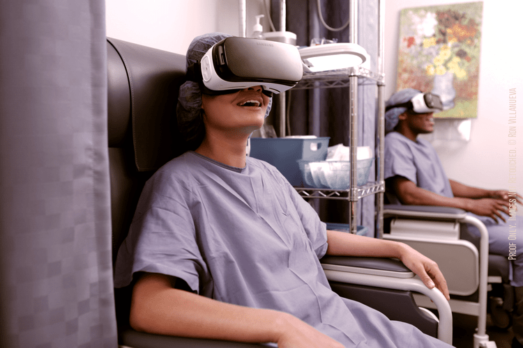 Virtual Reality Use in Healthcare