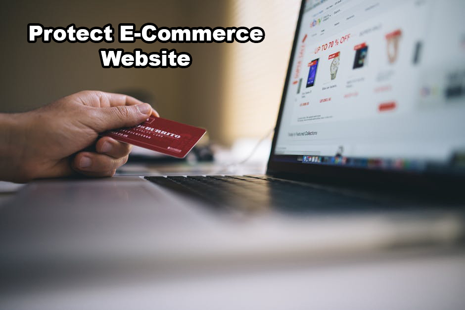 Protect E-Commerce Website