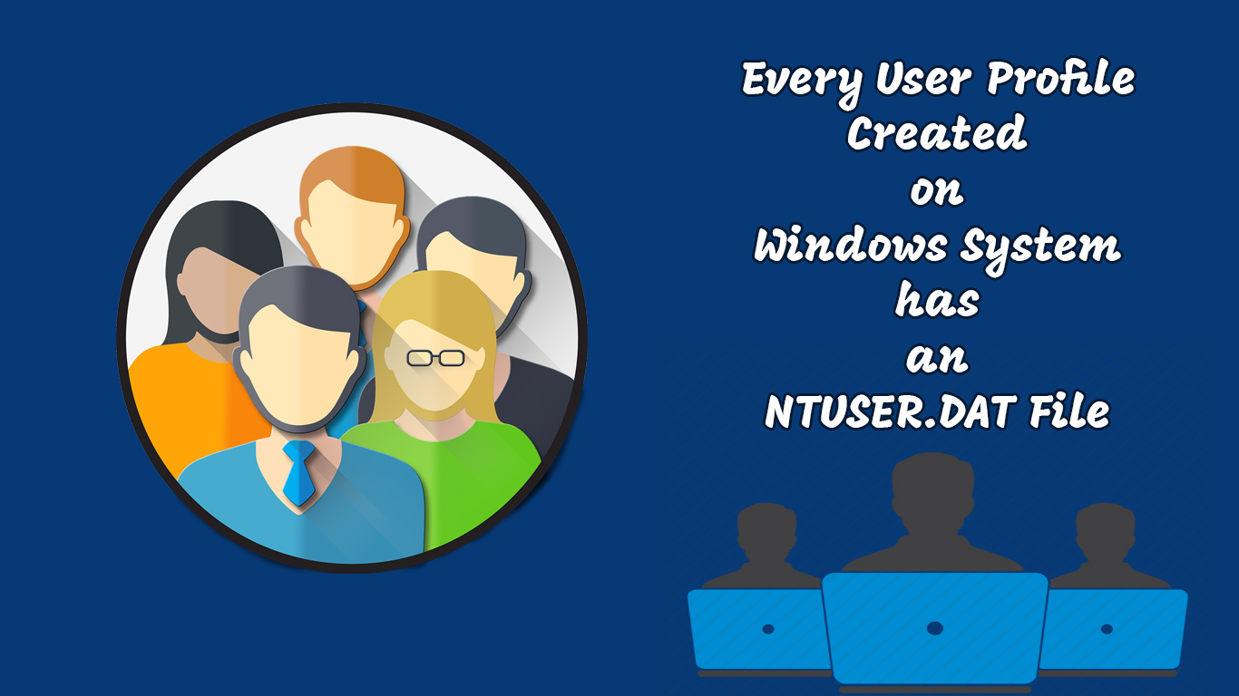 NTUSER.DAT File