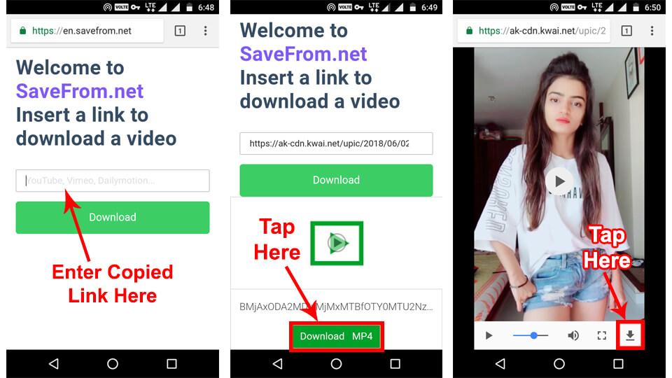 Download Kwai Video