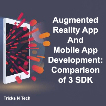 Augmented Reality App Mobile App Development