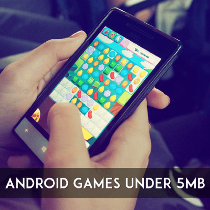 best android games under 5mb