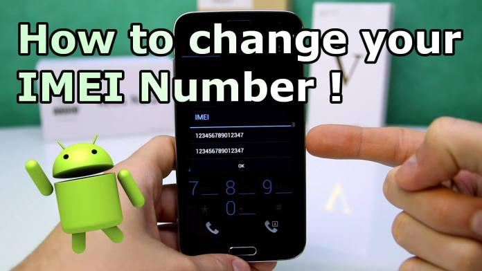 How To Change IMEI Number for any Mobile