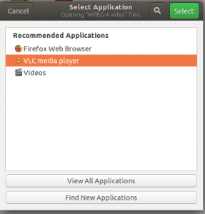 How To Play Videos In Ubuntu Default Media Player - TrickSumo