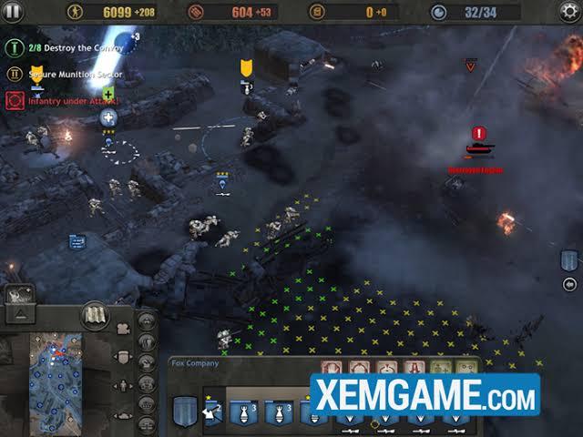 Company of Heroes Mod APK 2020