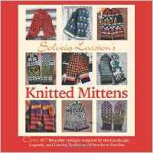 solveig larsson knitted mittens book cover
