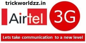 Airtel 3G New Host Trick Tcp Vpn Based Free Internet