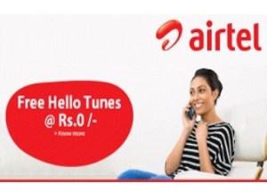Airtel Free HelloTune