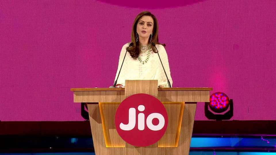 Get Jio Unlimited Preview Offer