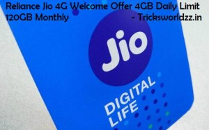 Trick to Boost Reliance Jio Free Internet Speed