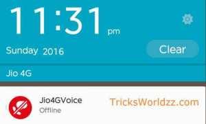 Fix Reliance Jio 4G Voice offline Problem