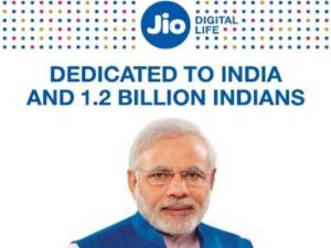 Reliance Jio to Pay Fine for Using PM Modi's Pic in AD
