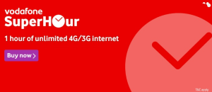 Vodafone Now Offers 1.5GB Free Internet Data Per Day at Rs. 349