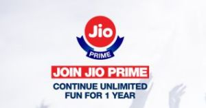 Registration started for Reliance Jio Prime Membership Register Now