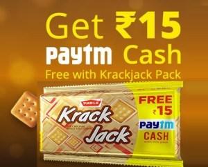 Get Free Rs 15 Paytm Wallet Coupon – KrackJack