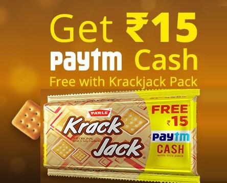 Paytm KrackJack Offer