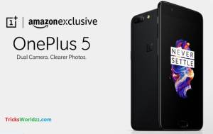 Get 45GB 4G Vodafone Free Internet Data With OnePlus 5