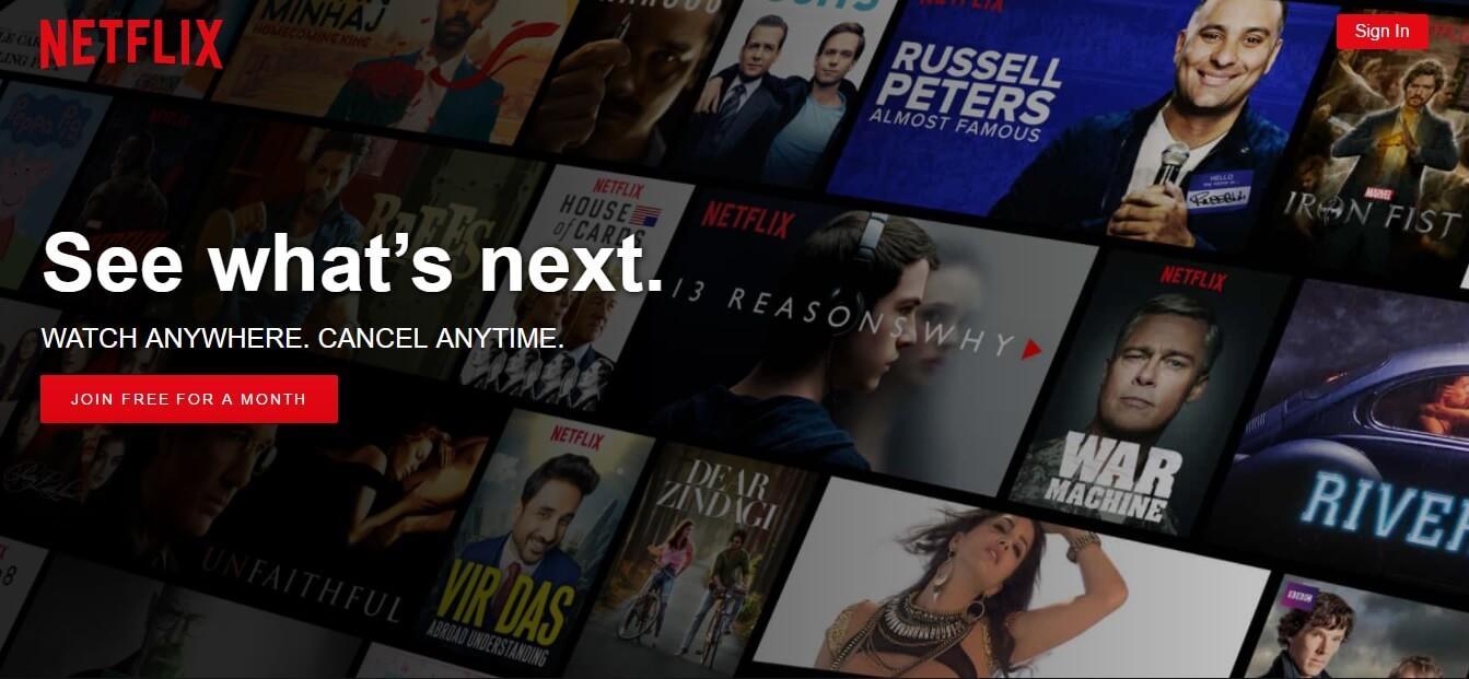 Trick to Get Personal Free Netflix Premium Account