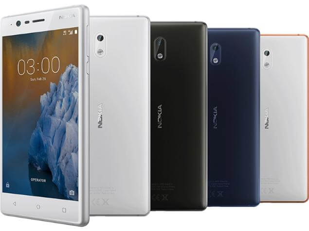 Nokia Official Launch India Nokia 3