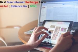 Best Free Internet Recharge Packs Airtel | Reliance Jio | BSNL