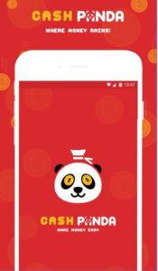 Cash Panda App Get Free Paytm Cash   PayPal + Refer and Earn