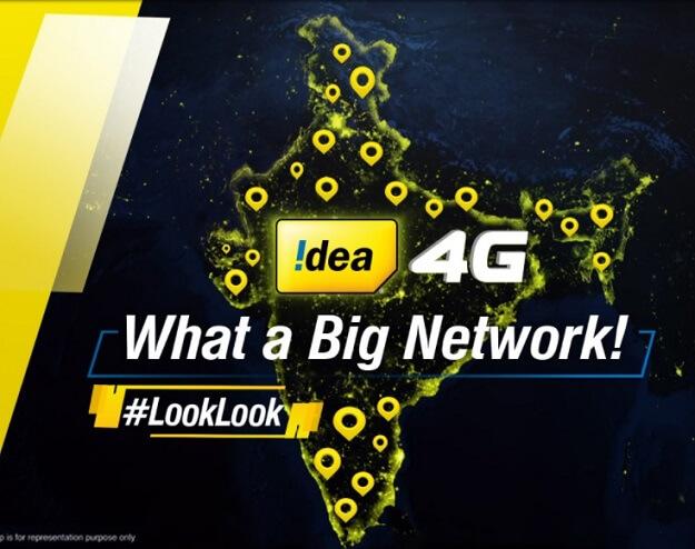 Idea 4G Get 10GB Free Internet Data (Maharashtra)