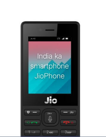 How to Pre-Book JioPhone with MyJio App @ Rs. 500