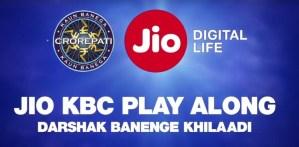 Play Kaun Banega Crorepati Reliance Jio Win Prizes