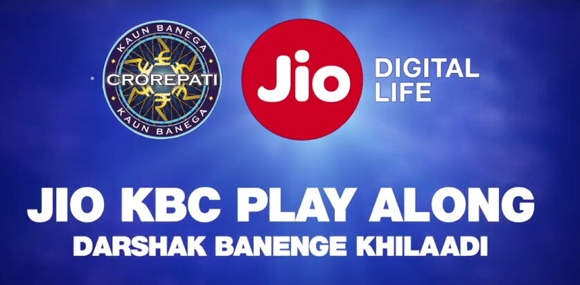 Play Kaun Banega Crorepati Reliance Jio Win Crore