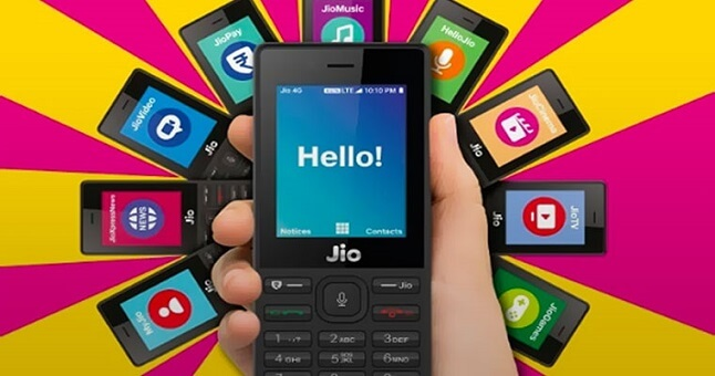 Top Frequently Asked Questions JioPhone