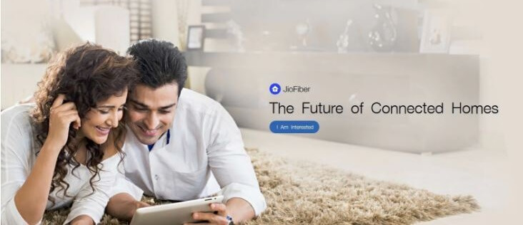 Jio Fiber Launch Data Free Internet